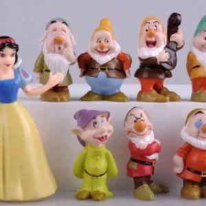 ✨PRICE IS FIRM! Animator's Snow White & Dwarf Set✨